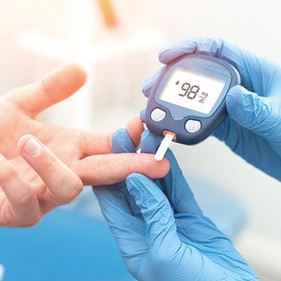 Infirmière en diabétologie à Dour
